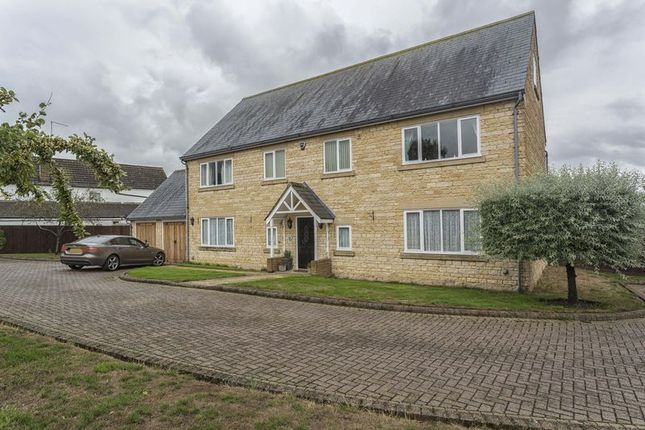 Thumbnail Detached house for sale in High Street, Great Doddington, Wellingborough
