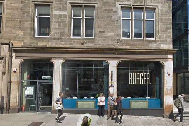 Thumbnail Restaurant/cafe to let in 1 Lochrin Square, Edinburgh