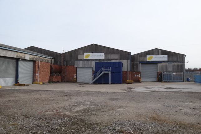 Thumbnail Industrial for sale in Oil Sites Road, Ellesmere Port