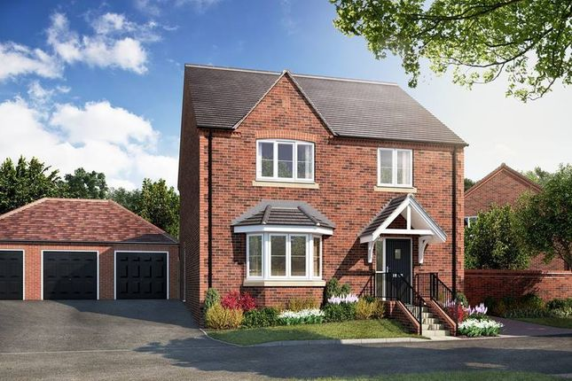 "Thumbnail Detached house for sale in ""The Hazelmere"" at Broughton Road, Banbury"