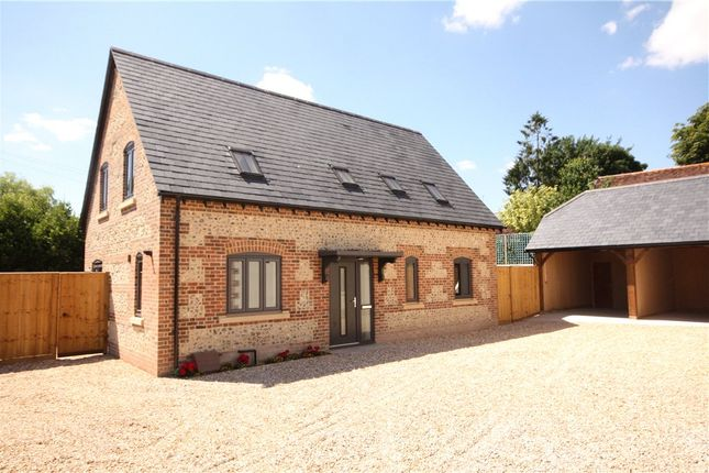 Thumbnail Detached house for sale in Salisbury Road, Pimperne, Blandford Forum