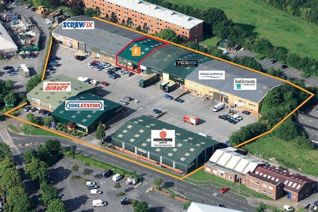Thumbnail Warehouse to let in Unit E Wykeham Trade Park, Moorside Road, Winchester, Hampshire