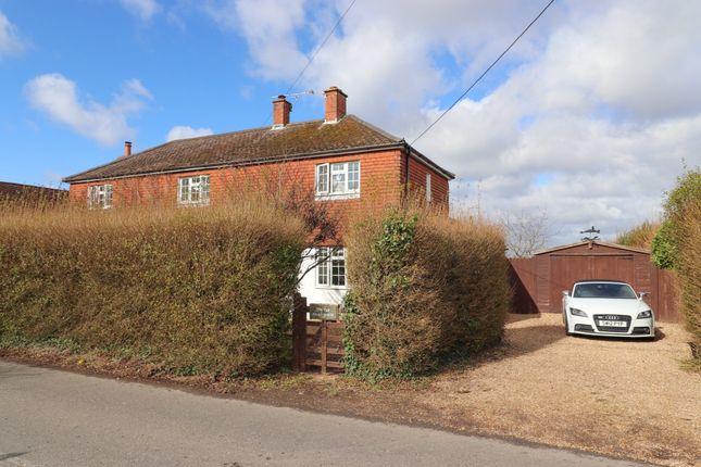 Thumbnail Detached house for sale in Heath Road, Soberton, Southampton