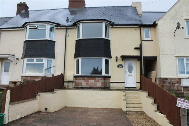 Thumbnail Terraced house to rent in Sunnybank, Coleford