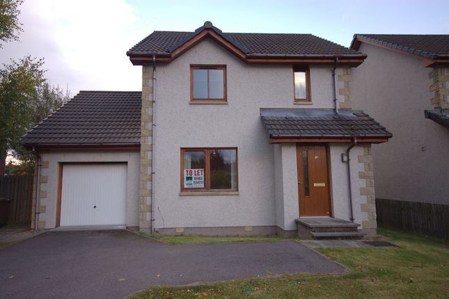 Thumbnail Detached house to rent in Ordale, Great North Road, Muir Of Ord