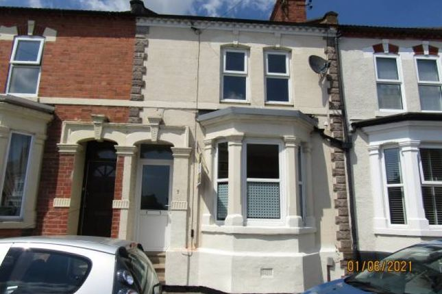 Thumbnail Terraced house to rent in Adnitt Road, Abington, Northampton