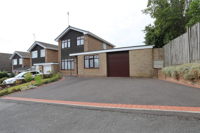 Detached house for sale in Yarnfield Close, Meir
