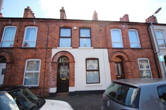 Thumbnail Terraced house to rent in Bendigo Street, Belfast