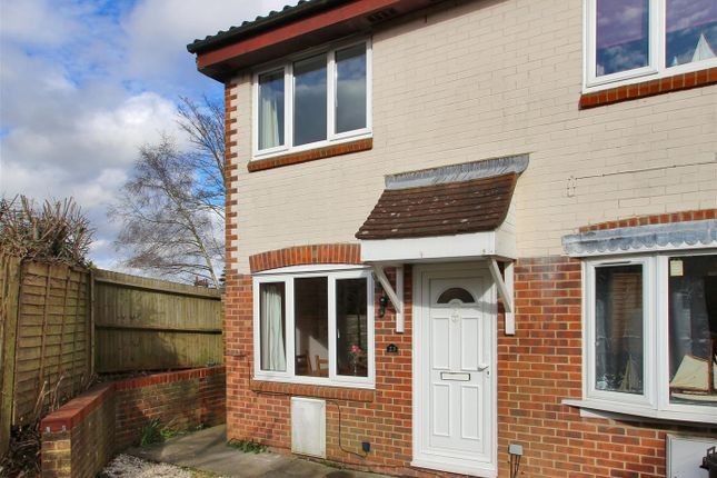 2 bed semi-detached house for sale in Squerryes Mede, Westerham TN16