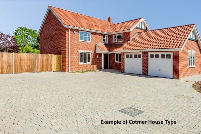 Thumbnail Detached house for sale in Beech Tree House, Corton Long Lane, Lowestoft