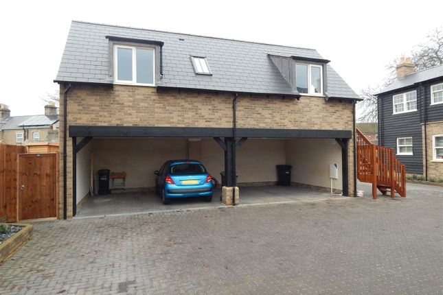 Thumbnail Flat for sale in Kym Road, Eaton Ford, St. Neots