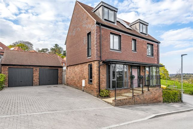 Thumbnail Detached house for sale in Keats Way, Coulsdon