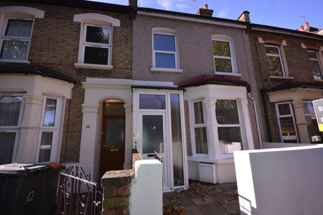 Thumbnail Terraced house to rent in Creighton Avenue, East Ham, London