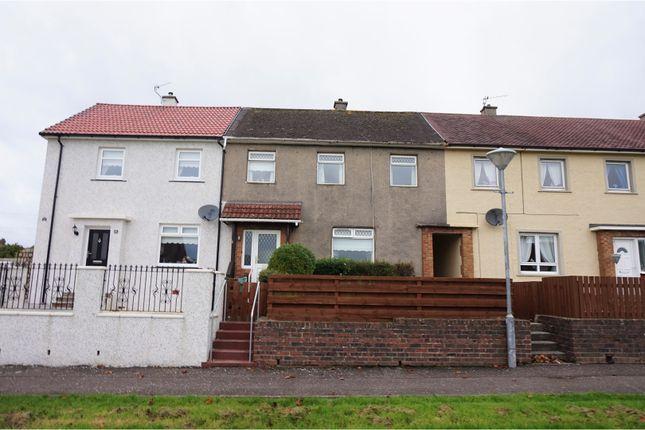 Thumbnail Terraced house for sale in Thornyflat Street, Ayr