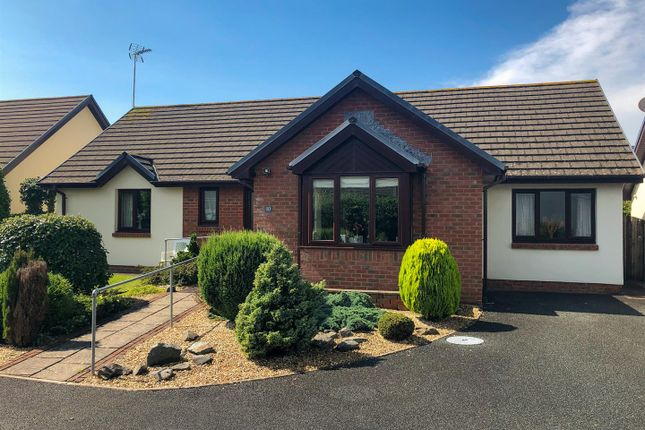 Thumbnail Bungalow for sale in Heritage Gate, Haverfordwest