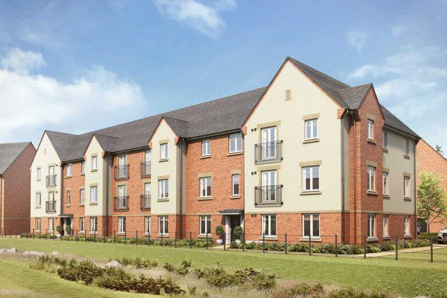 "Thumbnail Flat for sale in ""Ellis House"" at Hinchliff Drive, Wick, Littlehampton"
