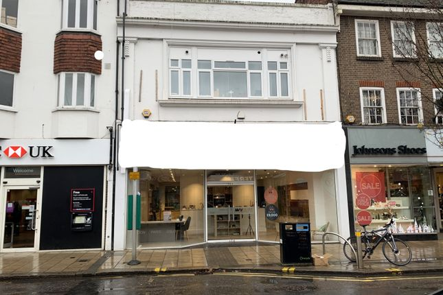 Thumbnail Retail premises to let in High Street, Walton-On-Thames