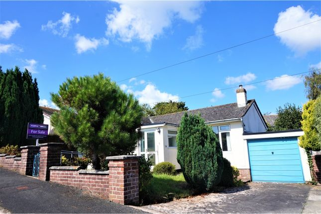 Thumbnail Detached bungalow for sale in Greenway Park, Brixham