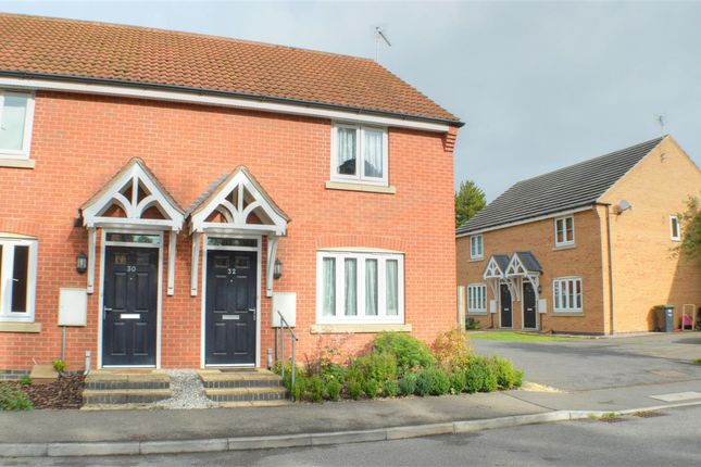 Thumbnail Semi-detached house for sale in Murrayfield Avenue, Greylees, Sleaford
