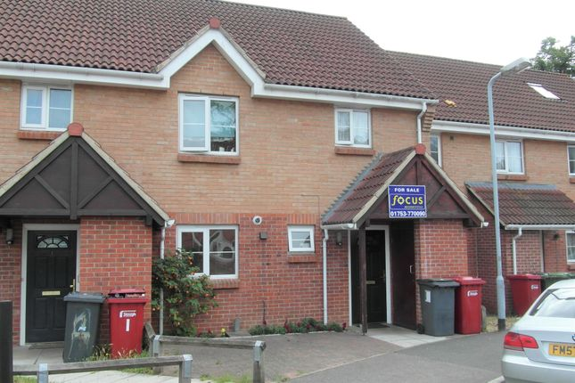 Thumbnail Terraced house for sale in Harris Gardens, Slough