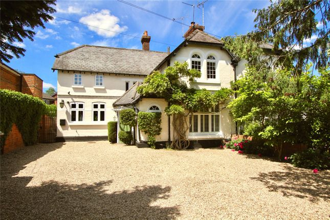 Thumbnail Semi-detached house for sale in Ray Mill Road East, Maidenhead, Berkshire