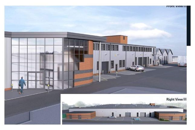 Thumbnail Light industrial to let in Block A - Aven Industrial Estate, Rotherham