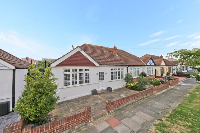 Thumbnail Semi-detached bungalow for sale in Woodlands Avenue, Sidcup