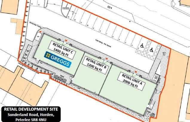 Thumbnail Commercial property for sale in Sunderland Road, Horden, Peterlee