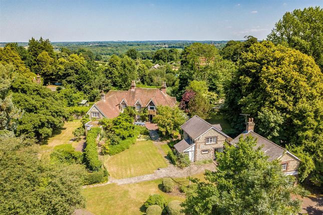 Thumbnail Detached house for sale in Castle Road, Chipstead, Coulsdon