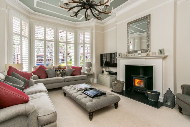 Thumbnail Semi-detached house to rent in Copley Park, London