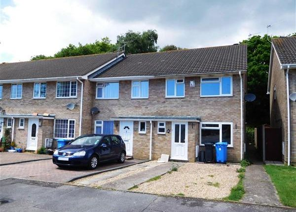 Thumbnail End terrace house to rent in Symes Road, Hamworthy, Poole