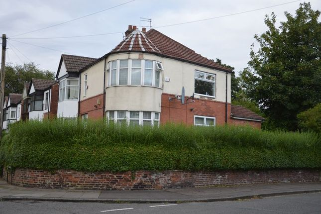 Thumbnail Semi-detached house for sale in Booth Road, Old Trafford, Manchester