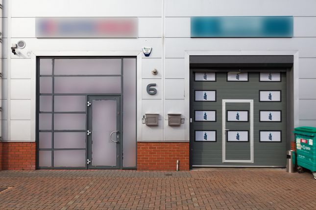 Thumbnail Warehouse for sale in Chester Road, Borehamwood