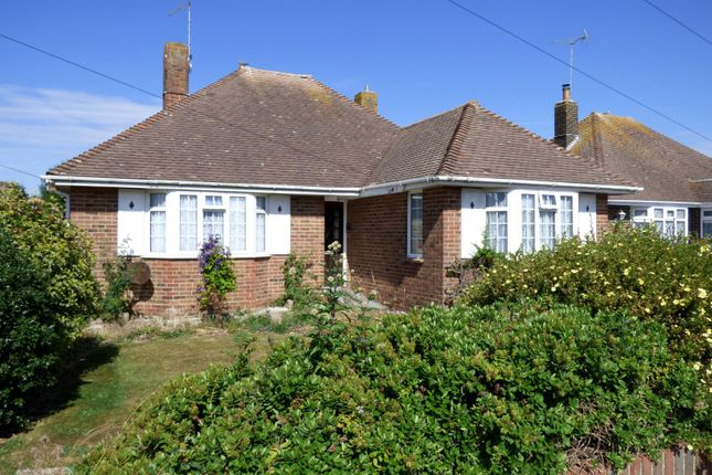 Thumbnail Bungalow to rent in Mariners Walk, Rustington, Littlehampton