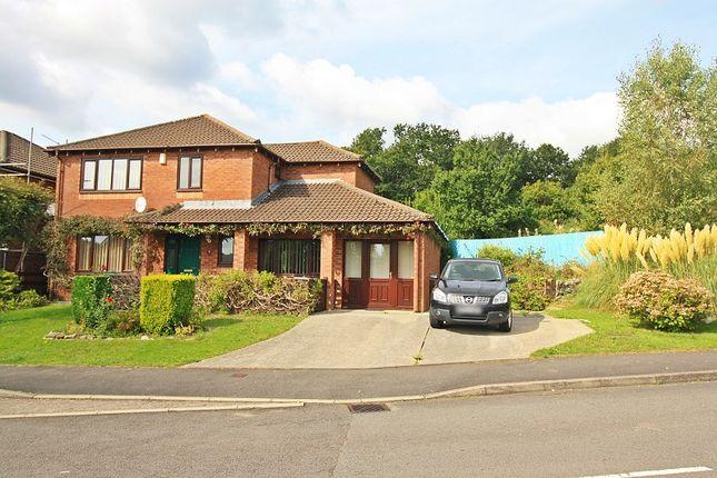 Thumbnail Detached house for sale in Aspen Way, Llantwit Fardre, Pontypridd, Rhondda, Cynon, Taff.