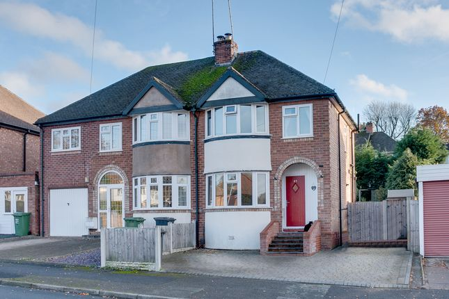 Semi-detached house in  Jubilee Avenue  Headless Cross  Redditch  Birmingham