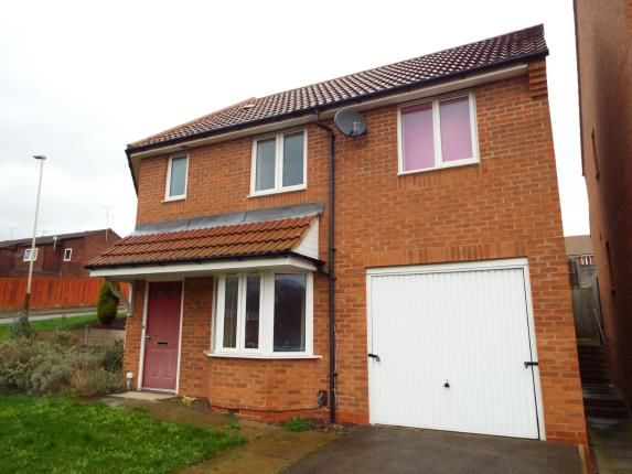 Thumbnail Terraced house for sale in Reeth Close, Beaumont Leys, Leicester, Leicestershire