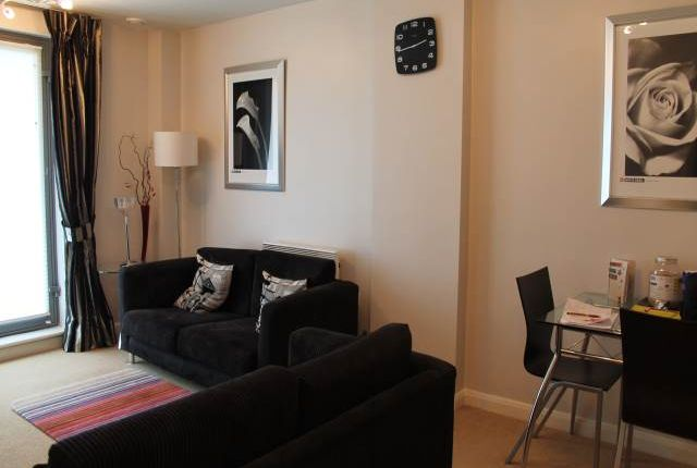 Living Room of Skyline, 165 Granville Street, Birmingham B1