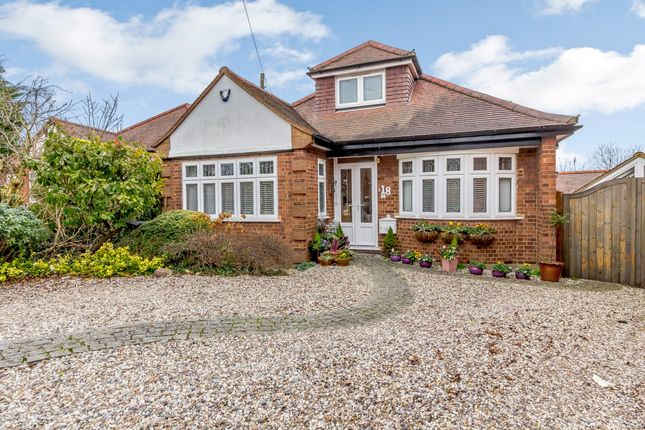 Thumbnail Detached house for sale in Stewards Close, Epping, Essex
