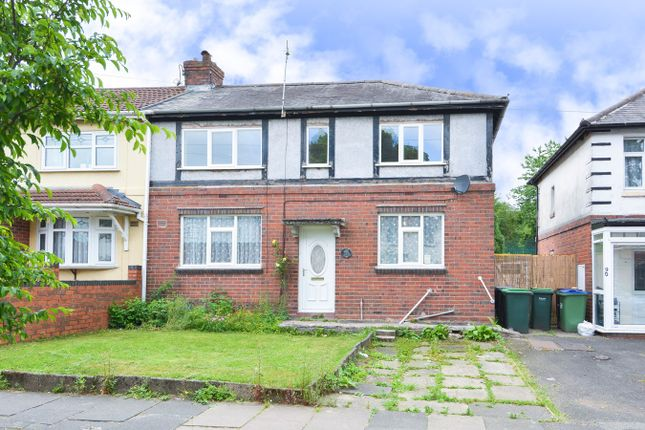 Thumbnail Semi-detached house for sale in Clent Road, Oldbury