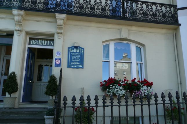 Thumbnail Terraced house for sale in East Crescent, Whitby