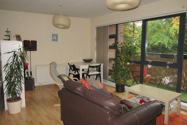 Living Area of Regents Court, Upper Chorlton Road, Manchester M16