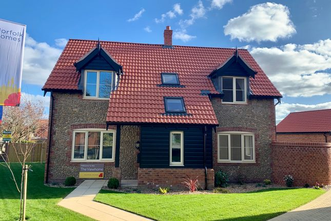 Thumbnail Detached house for sale in Orchard Gardens, Hemsby, Great Yarmouth