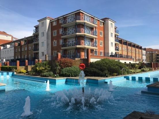 Thumbnail 3 bed flat for sale in 30 Dominica Court, Sovereign Harbour