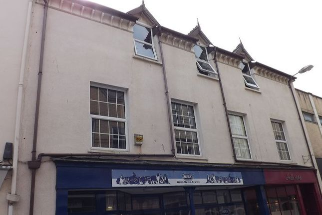 Thumbnail Flat to rent in Eastgate, Joy Street, Barnstaple
