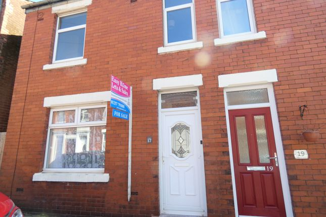 3 bed semi-detached house for sale in Railway Street, Leyland PR25