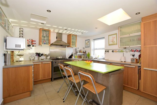 Thumbnail Detached house for sale in School Green Road, Freshwater, Isle Of Wight