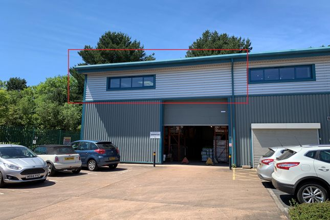 Thumbnail Office to let in Sowton Industrial Estate, Exeter