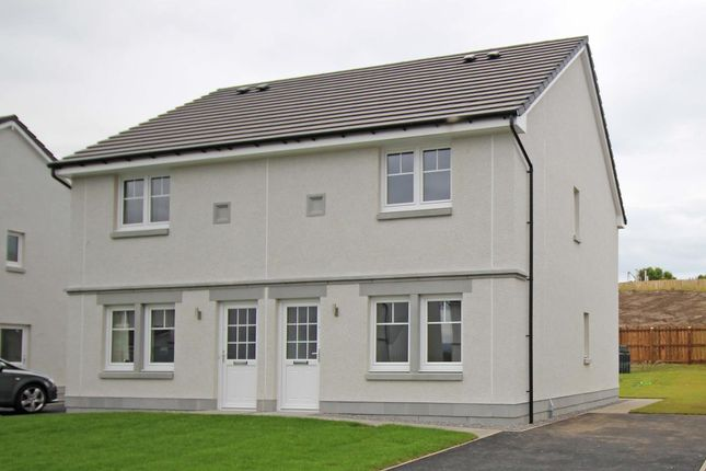 Thumbnail Semi-detached house to rent in Matheson Drive, Fortrose
