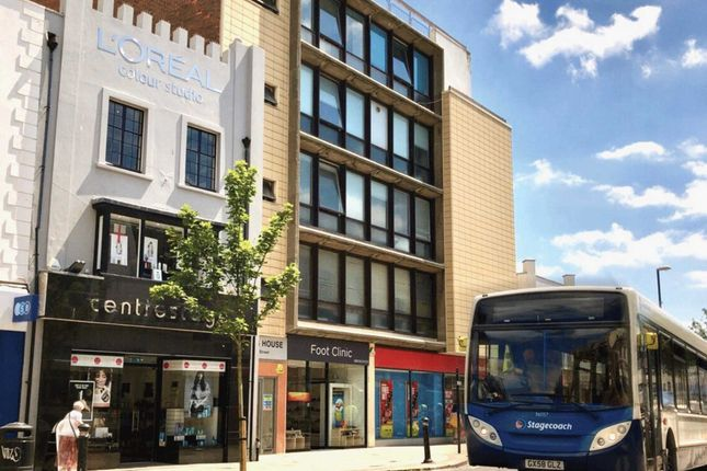 Thumbnail Flat for sale in South Street, Worthing